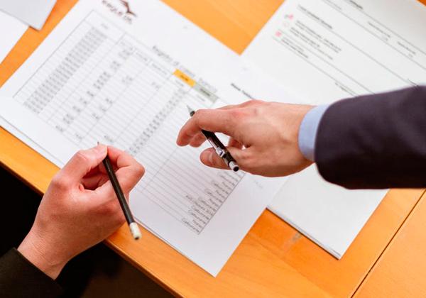подготовка документов, бухгалтерское обслуживание