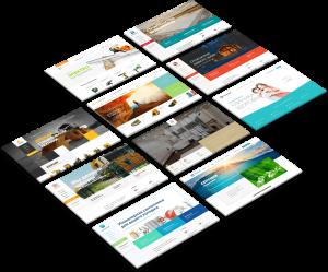 шаблоны для создания сайта